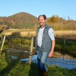 Winfried Süßenbacher von Naturfisch Süßenbacher