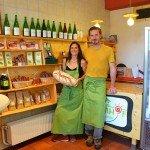 Sonja und Gerhard vom Adamhof