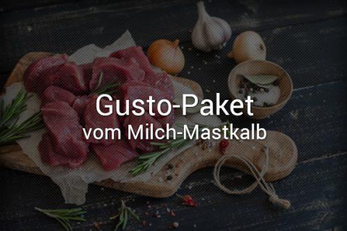 Gusto-Paket Milch-Mastkalb