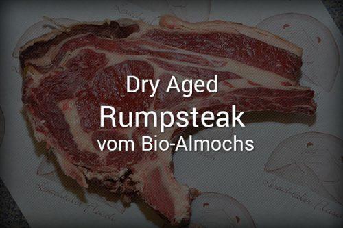 Dry Aged Rumpsteak