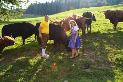 Tscherniglau – Familie Sneditz