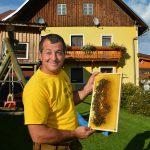 Biohonig der Familie Tscherniglau