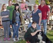 Seit 20 Jahren züchtet die Familie Privasnig Angus-Rinder