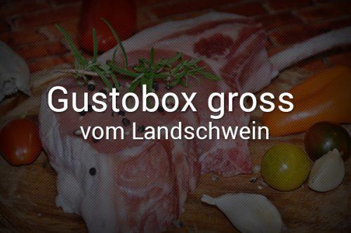 Genussbox vom Schwein