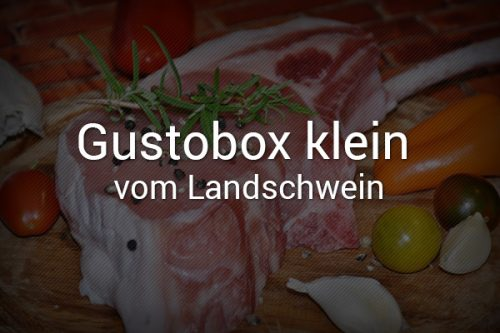 Gustobox vom Landschwein