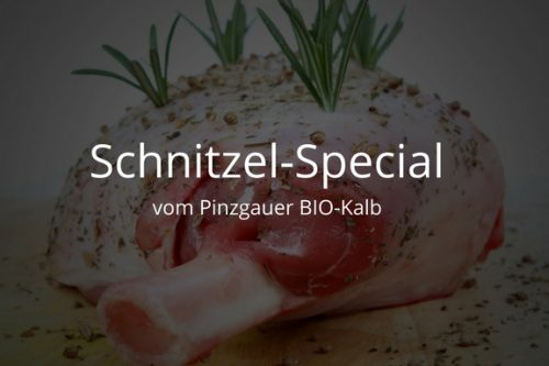 Schnitzel-Special