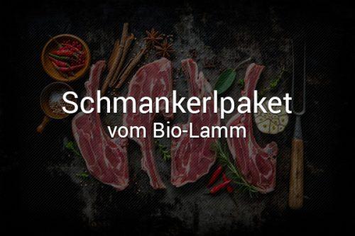 Schmankerlbox vom Bio-Lamm