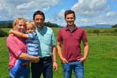 Familie Goltschnigg aus Kappel am Krappfeld