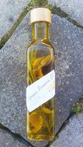Rosmarin Zitronen Öl