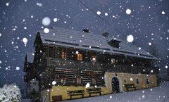 Der Ottingerhof im Winter