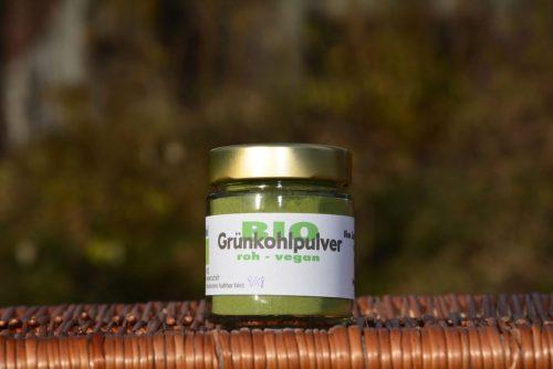 Bio-Grünkohlpulver