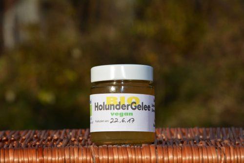 Bio Hollunder-Gelee