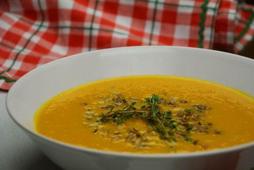 Bio-Karottensuppe