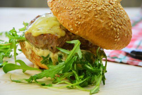 Bio-Steak-Burger
