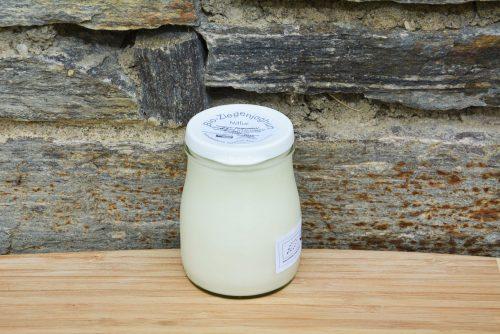 Bio-Ziegenjoghurt natur