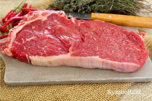 Steak von der Beiried