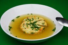 Adam´s Kaspress in der Suppe