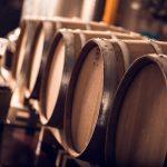 Einblick in den Weinkeller Foto: Elias Jerusalem