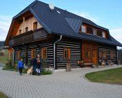 Das schöne Wohnhaus der Familie Grießer