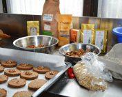 Roswitha Wadlegger bäckt Energie-Cookies