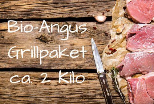 Angus-Grillpaket