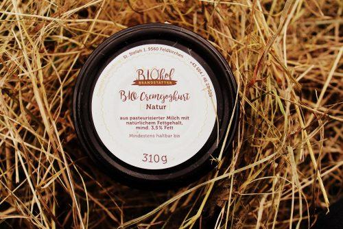 Bio Cremejoghurt Natur