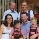 Familie Natmeßnig vom Brandstätterhof