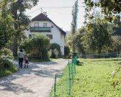 Der schöne Hof der Familie Natmessnig