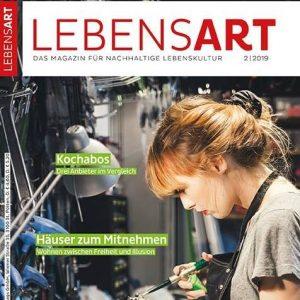 Lebensart Das Magazin für nachhaltige Lebenskultur