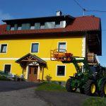 Das schöne Wohnhaus der Familie Tschuitz