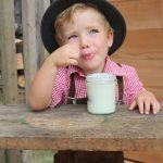 Hmmmm, die Joghurts sind ein Hochgenuss