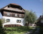 Das Wohnhaus der Familie