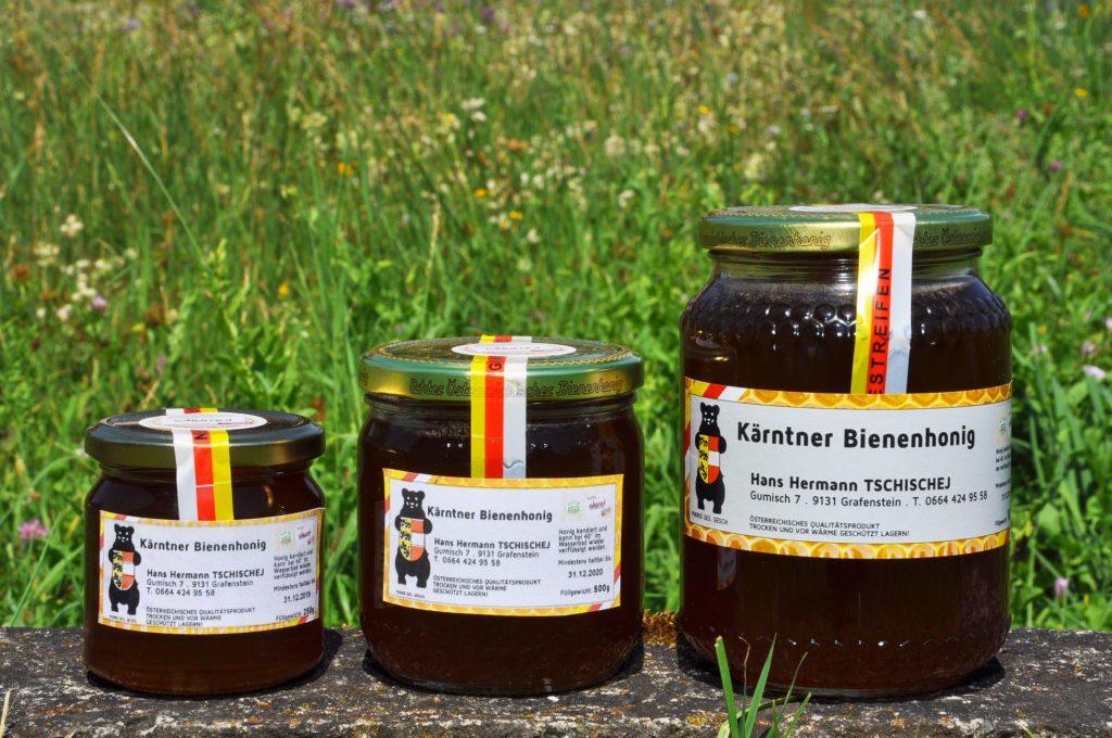 Kärntner Bienenhonig