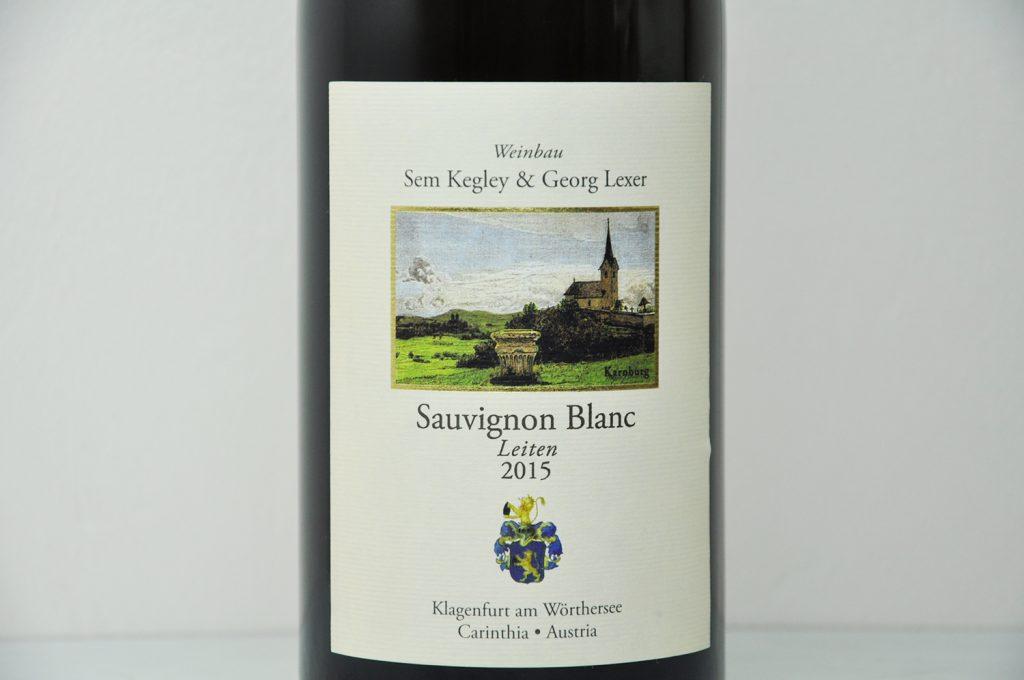 Sauvignon Blanc vom Weingut Karnburg