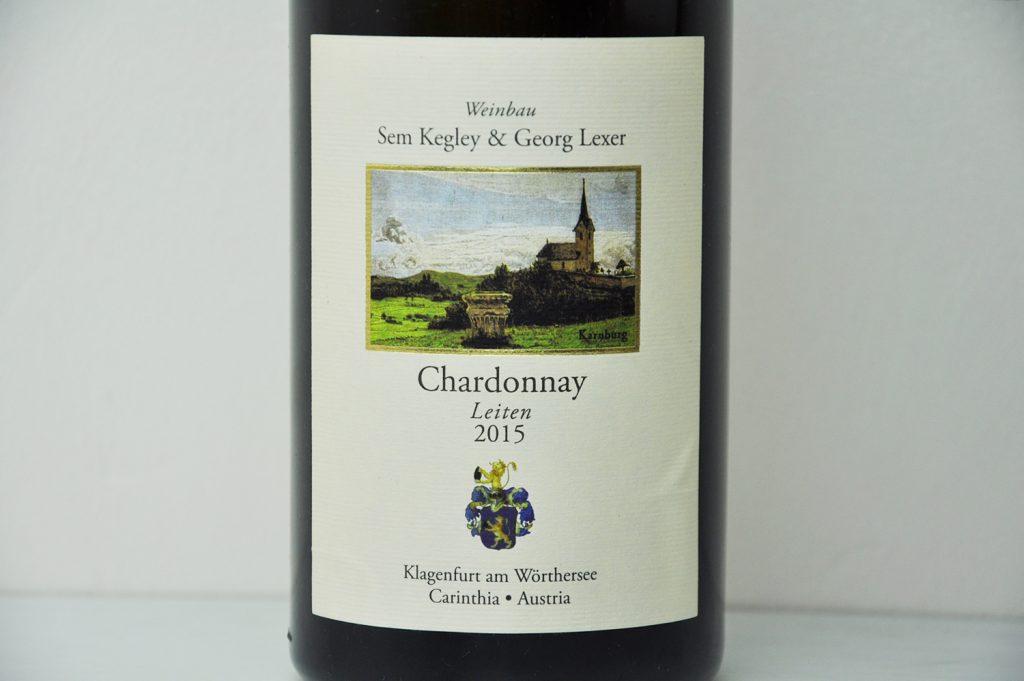 Chardonnay vom Weingut Karnburg
