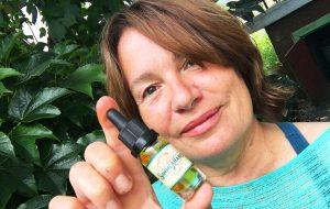 Claudia Hölbling Erfahrung CBD Öl