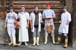 Die Metzgerbuam von Lesachtaler Fleisch