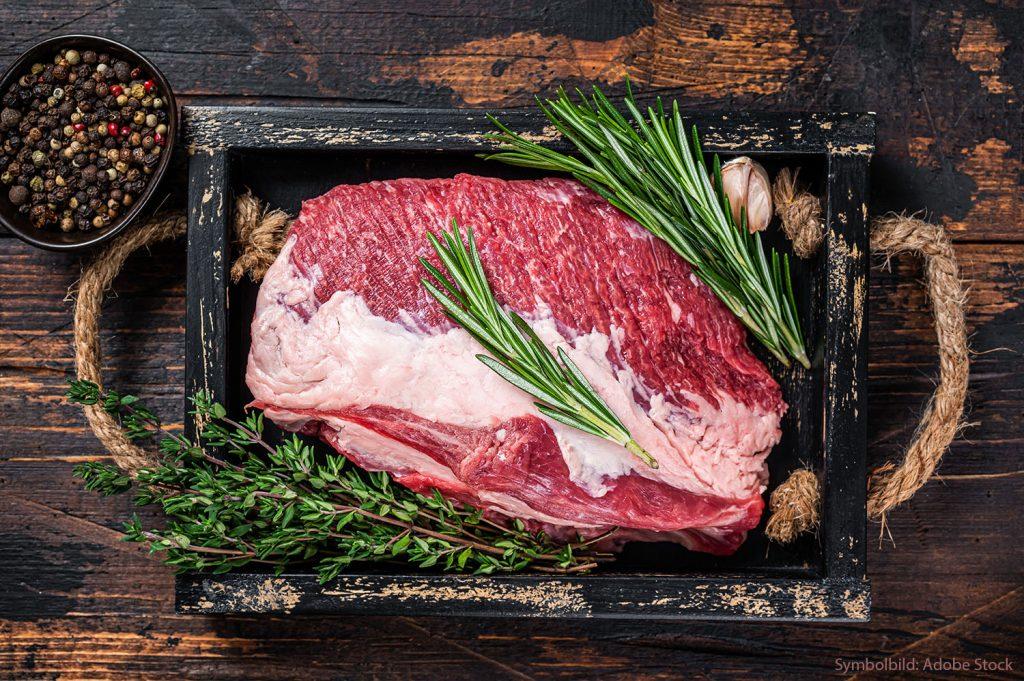 Beef Brisket oder Rinderbrust