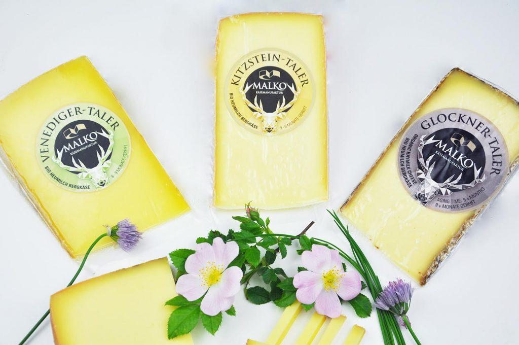 Käse der Käsemanufaktur Malko