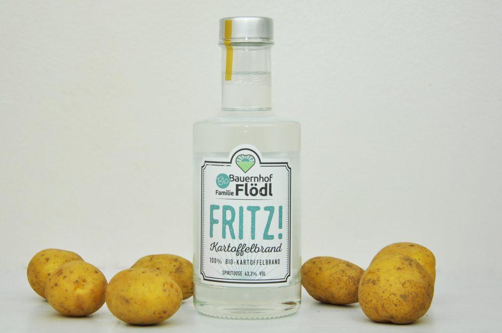 Bio Kartoffelbrand